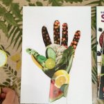 Free Happy Hands Collage Project