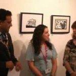 Suzy Taylor at Artistsmeet