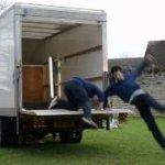 The Van Man Trailer