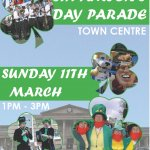 2018 Huddersfield Saint Patrick's Day Parade