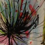 Abstract Florals: Mixed Media with Miriam Laville
