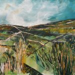 Acrylic Painting and Palette Knives with Miriam Laville