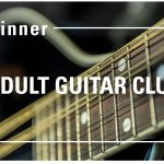 Adult Beginner Guitar Club