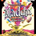 Aladdin, pantomime by Ben Crocker