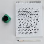Cleckheaton Library: An Introduction to Calligraphy
