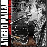 Angelo Palladino & The Street Hawks live in Huddersfield