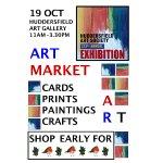 Art Market, Huddersfield Art Society
