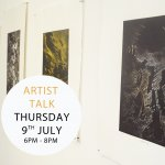 Artist Talk & Demonstration with Jenny Thomas