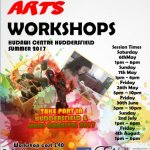 Arts In Motion - Carnival Arts Workshops