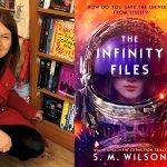 Author talk: S.M. Wilson