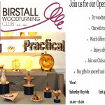 Birstall Woodturners (MIRFIELD) Open Day
