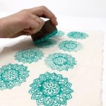 Block Printing and Lino cuts