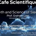 Cafe Sci - Professor Graham Law