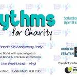 Chicken Scratch DJs + Live Samba & Salsa Bands - all for charity