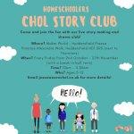 Chol Story Club!
