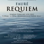 Come and Sing Faure's Requiem  Adult Singing Workshop