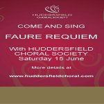 Come and Sing with the Choral