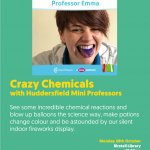 Crazy Chemicals with Mini Professors