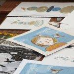 Creating Artwork for Screen Print – CREATE! Workshop at WYPW