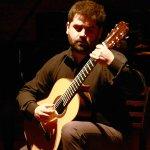 Diego Castro: guitarist, alone