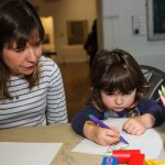 Drop in: Family Art Day