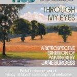 Jane Burgess, Through My Eyes - a retrospective