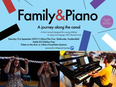 Family&Piano - A Journey Along The Canal