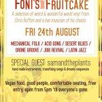 Foni's Fruitcake w/ samandtheplants