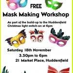 Free Mask Making Workshop