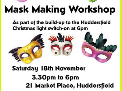 Free Mask Making Workshop