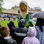 Friendship through Puppets Parade - Batley