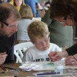 Fused Glass Decs for CHILDREN & FAMILIES - XMAS SATURDAY WORKSHO