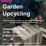 Garden Upcycling Course