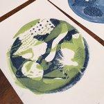 Gelli Plate Printing – Beginners – October