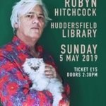 Robyn Hitchcock at Huddersfield Library