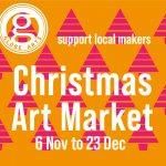 Globe Arts Christmas Art Market 2021 Call for Applications