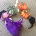 Halloween Felting Workshop at Colne Valley Museum