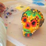 Halloween Sugar Skull Family Workshop