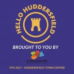 Hello Huddersfield Launch