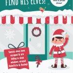 Holmfirth and Honley Elf on the Shelf Christmas Trail