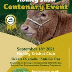 Honley Agricultural Show- Centenary event
