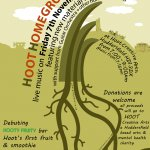 HOOT Homegrown | Fri 7 Nov | 7-9PM | Huddersfield