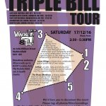 HOOT roots presents Jazz at Vinyl Tap: The Triple Bill Tour
