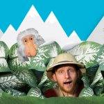 Horace and the Yeti at Birstall Community Centre