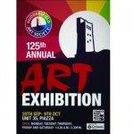 Huddersfield Art Society 125th Exhibition