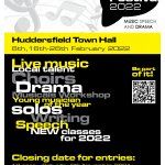 Huddersfield Mrs Sunderland Festival