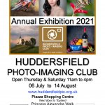 Huddersfield Photo-Imaging Club Annual Exhibition 2021