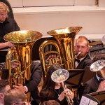 Huddersfield University Brass Band Christmas Concert: Dewsbury
