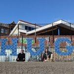 Hug Installation and Demonstration - Dewsbury