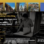 Kevin Holdaway: Printmaking's Lino King- Exhibition